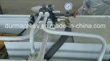 2017 QC11y 20X6000 CNC-Guillotine-scherender Maschinen-Preis