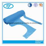 Tablier en plastique remplaçable de PE de protection tablier personnel d'habillement de poly