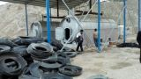 1800-4000 basura al petróleo que recicla la máquina de la pirolisis