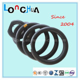 Junta do tubo de slot não firme motociclo e pneus de borracha do tubo de butilo (2,75-17,)