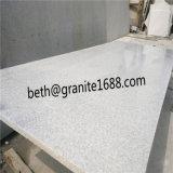 建築材料の水晶白い大理石、磨かれた大理石の平板