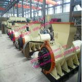 Las varillas de carbón de alta eficiencia de la extrusora / máquina de hacer la varilla de aglomerado