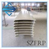 Resistente a químicos GRP de plástico reforçado por fibra de vidro Perfis Pultrusion