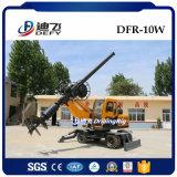 販売のためのDfr-10Wの土のオーガーの杭打ち機