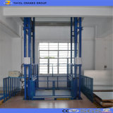 Sjd0.5-10 수직 상품 상승 유압 가이드 레일 엘리베이터