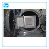 1200c Water-Cooling 접촉 스크린 높은 진공 놋쇠로 만드는 로