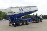 Cimc Huajun Bulk Grain/Powder Tanker mit Front Cylinder