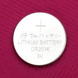 리튬 단추 건전지 Cr2016 3V