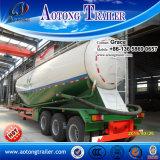 La Cina Manufacturer Cheap Price Cement Dry Bulk Tanker Truck Semitrailer da vendere (Volume facoltativo)