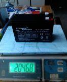 12V 7ah는 지도 산성 유지 보수가 필요 없는 UPS 태양 전지를 밀봉했다
