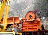 Máquina de la planta de la trituradora de quijada de la piedra caliza de la eficacia alta para la venta