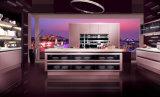 2017の現代Rtaによってカスタマイズされるラッカー食器棚(zz-014)