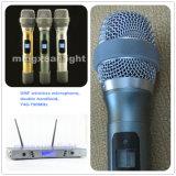 Микрофон UHF профессионала беспроволочный (DC-ONE)
