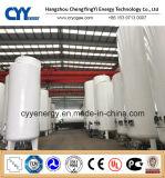 Tanque de armazenamento do argônio do dióxido de carbono do nitrogênio do oxigênio líquido com isolação do Perlite