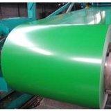 Покрынный цвет PPGI ASTM A653 Prepainted гальванизированная стальная катушка