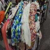 Verwendete Kleidung der koreanischen Art-Dame Fashion Swimming Dress für afrikanischen Markt (FCD-002)