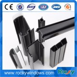 Bom preço UPVC Windows / UPVC Perfis 60 Mullion para PVC Janelas e Portas, plástico UPVC Janela e Porta