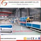 Extrusión de tubería de PVC plástico maquinaria de la línea de producción de la extrusora