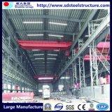 Structure en acier préfabriqués pour l'industrie de construction de l'atelier Warehouse