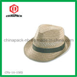 Ce Straw Promotion Fedora Hat voor Men (cpa-14-1063)