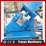 Vollständige automatische Zeile Rasterfeld-Decke des Kanal-T walzen die Formung der Maschine kalt