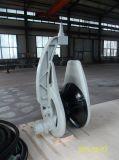 Haisun Marine Hidráulico de Vulcanización de Caucho Power Block Btw1-19