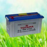standard caricato asciutto accumulatore per di automobile di buona qualità 12V100ah JIS