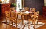 Твердый деревянный обеденный стол кофейный столик (M-X2156)