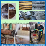 Industrielles Pipe Cleaner 1000bar High Pressure Washer Cleaner