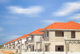 Da casa Prefab africana fácil da instalação da alta qualidade edifício/Home Prefab