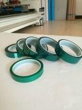 Het groene Silicone die Op hoge temperatuur van het Huisdier en Band maskeren verbinden