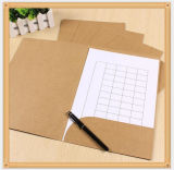 Brown Kraft Paper A4 Documento Folder