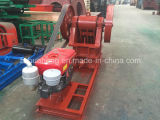 Gold Mineのための移動式Small Diesel Crusher