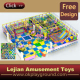 CE Excelllent finition Indoor Playground (T1406-2)