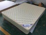 Cama de metal de buena calidad colchón suave espuma de la primavera