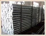Construção ajustável Andaimes Props Props aço galvanizado ou pintado