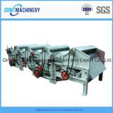 La basura del algodón/de algodón de la maquinaria de la limpieza de la tela recicla la máquina
