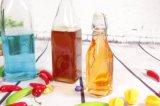 3 Tamaño Jugo de aceite Práctica botella de cristal del té