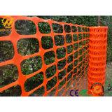 100% neues Material 1*50m HDPE Plastikineinander greifen-orange Sicherheitszaun