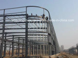 Turn-Key Structural Steel Warehouse