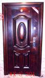 競争の内部か外部の鋼鉄機密保護のドア