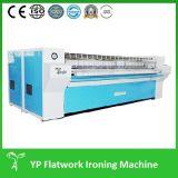 Машина промышленной простыни роликов пользы 2 утюживя (YP)