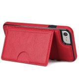 Случай мобильного телефона в Flip с бумажником