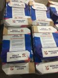 Bolsos modificados para requisitos particulares de la válvula del papel de Kraft para el cemento 20kg con buena calidad