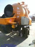 Concrete het Groeperen van het Type van aanhangwagen Pomp
