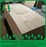 De houten Huid van de Deur van het Vernisje MDF/HDF Gevormde
