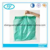 여분 강한 HDPE/HDPE 플라스틱 졸라매는 끈 쓰레기 봉지