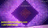 *3m 6m de vídeo LED duradera cortina con efecto Flash parte boda
