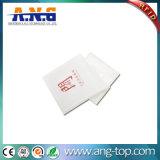 86*54mm PVC Hf RFIDはNtag216ステッカーに付ける