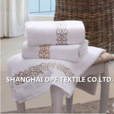 100%Cotton Embroidery Towel Set (DPH7717)